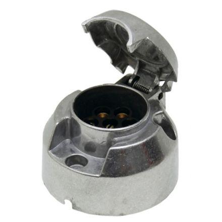 AGTECH Gniazdo aluminiowe  7-biegunowe | 43910