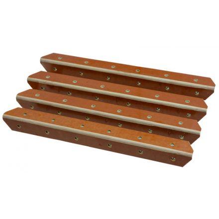 Listwa drewniana tłoka | 06.03.060, 06.03.360