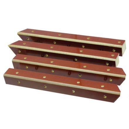 Listwa drewniana tłoka - zestaw | 04.03.259 + 04.03.261