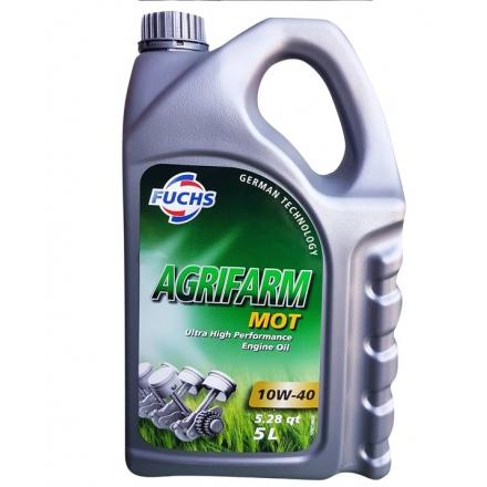 FUCHS AGRIFARM MOT 10W40 5L