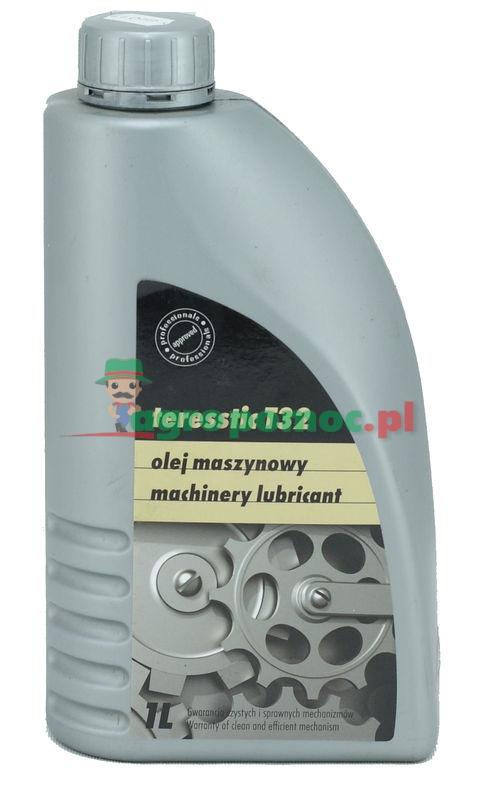 AGTECH Olej do maszyn  szybkoobrotowych 1 litr | TERESSTICT 32 - 1 L
