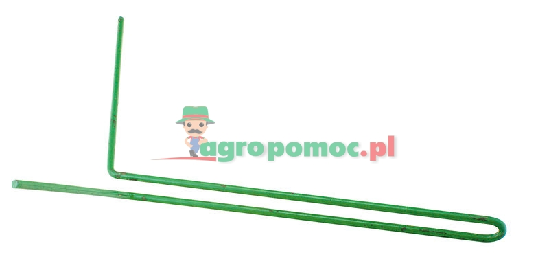 AGTECH Palec sprężynowy  zgarniacza Famarol II 6 mm | 3074/14-009/0