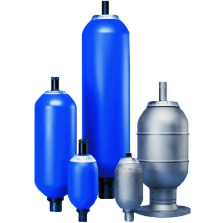 Akumulator hydrauliczny  2500cm3 G1 1/4 350 bar