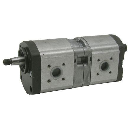 Bosch/Rexroth Pompa zębata, podwójna | 01176451, 01175999, 0510765332, 0510765336