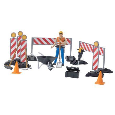 Bruder Plac budowy - zestaw