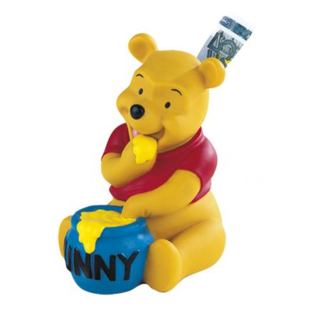 Bullyland Skarbonka Winnie Pooh (Kubuś Puchatek)