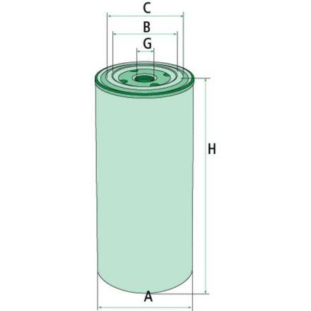 Filtr oleju hydraulicznego/przekładniowego | HC 23