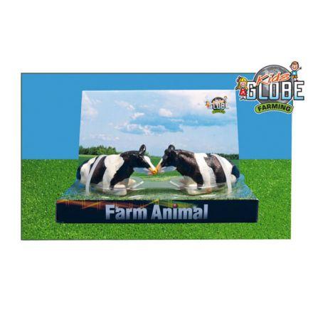 Kids Globe 2 leżące krowy