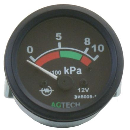 M T Z Wskaźnik ciśnienia powietrza | EI 800910