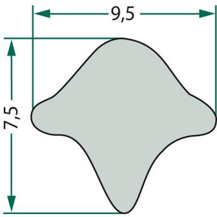 Profil gumowy