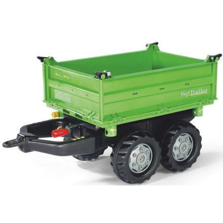 Rolly Toys Deutz Mega-Trailer