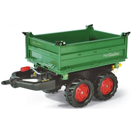Rolly Toys Fendt Mega-Trailer