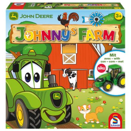 Schmidt Spiele John Deere, Farma Johnny'ego