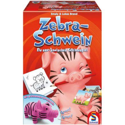 Schmidt Spiele Zebra-świnka