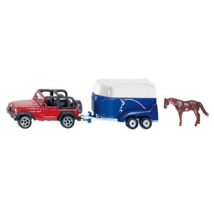 Siku Jeep