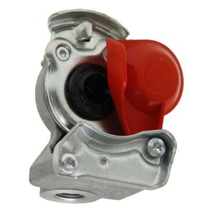 WABCO Złączka pneumatyczna | 4304140R91 Case IH, 04323303 Deutz, AL68571 John Deere, 179100360008, 179100360013 Steyr