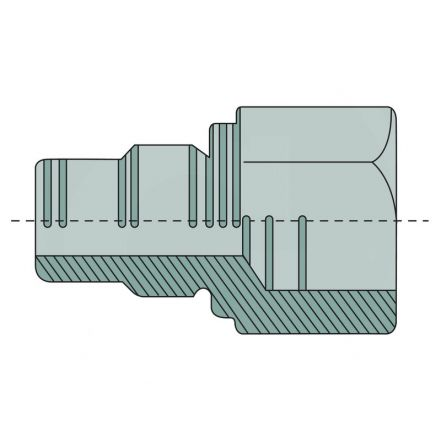 X-P40-C2 Tuleja do przekazu ciśnienia
