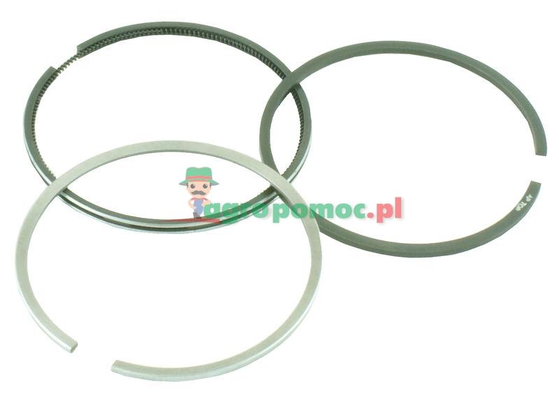 Zetor Kpl.pierścieni na tłok  fi 102/3 pierścienie Turbo | 7901 0096