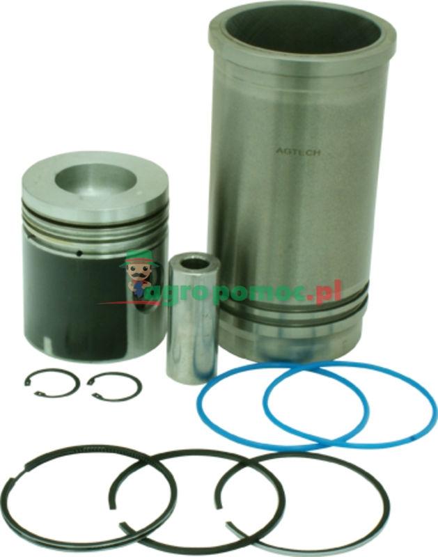 Zetor Zestaw naprawczy kpl.  fi 102/3 pierścienie Turbo | 7911 0099T