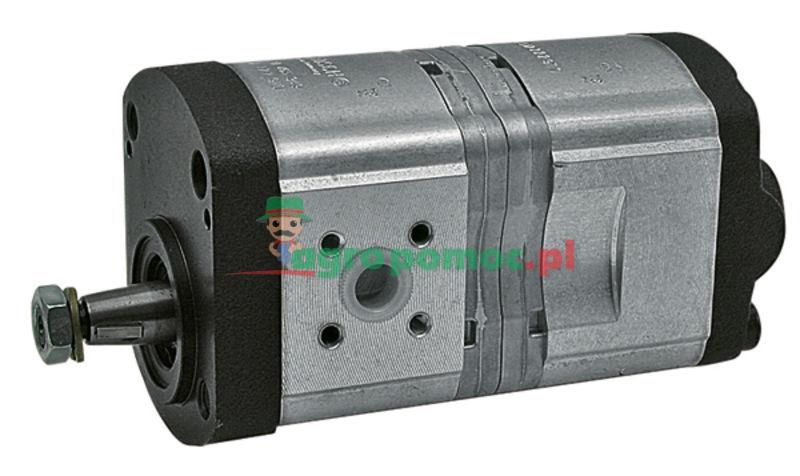 Bosch/Rexroth Pompa zębata, podwójna | 3147535R94, 1986964C1, 0510465321, 0510465338 | zdjęcie nr 1