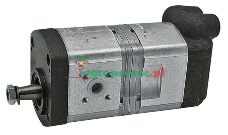 Bosch/Rexroth Pompa zębata, podwójna | 3146446R94, 0510565314, 0510565311 | zdjęcie nr 1