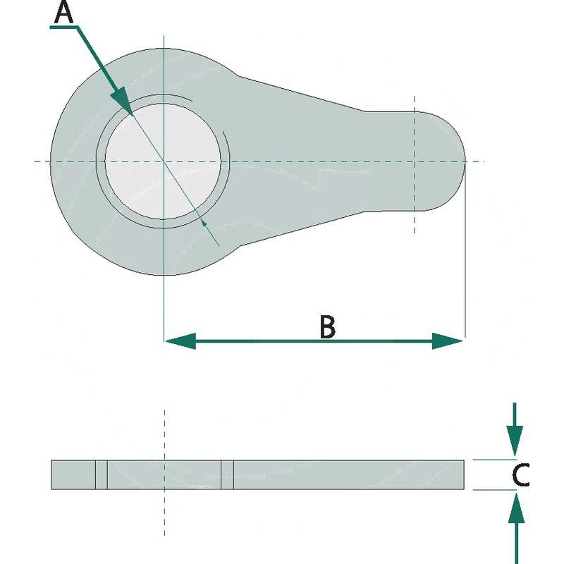 Nakrętka kontrująca   zdjęcie nr 2