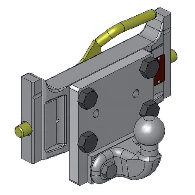 Scharmüller Zaczep automatyczny Scharmüller | zdjęcie nr 1