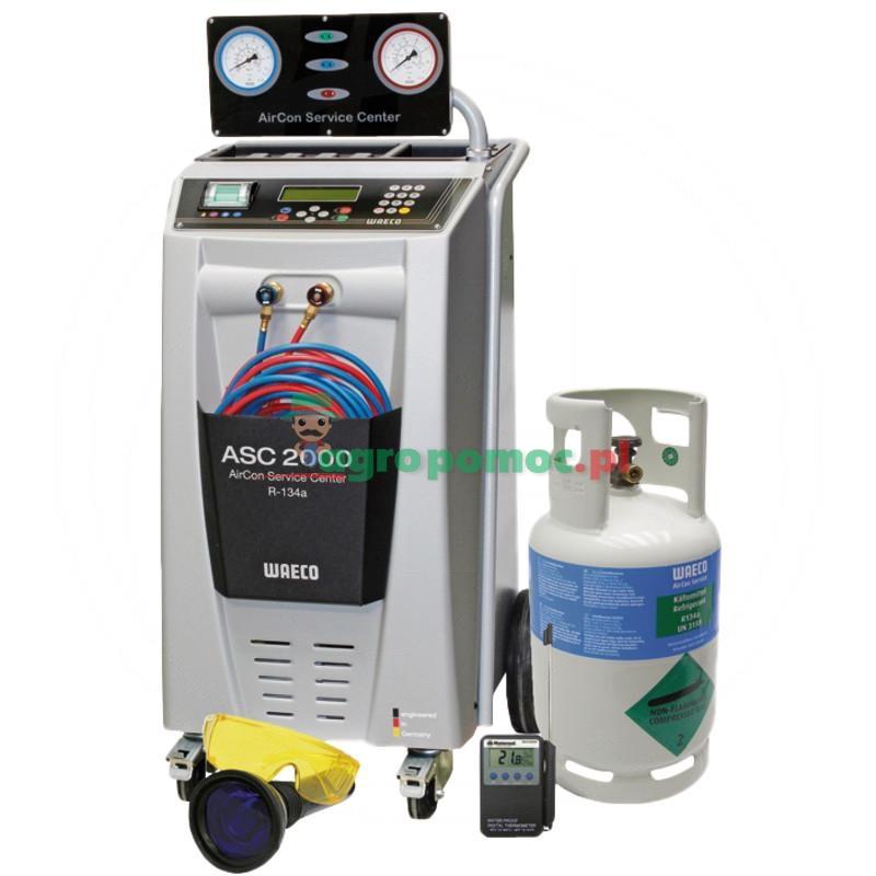 WAECO ASC 2000- serwis klimatyzacji   zdjęcie nr 1