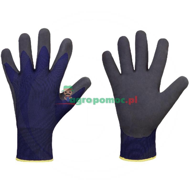 Zimowe rękawice nylonowe   zdjęcie nr 1