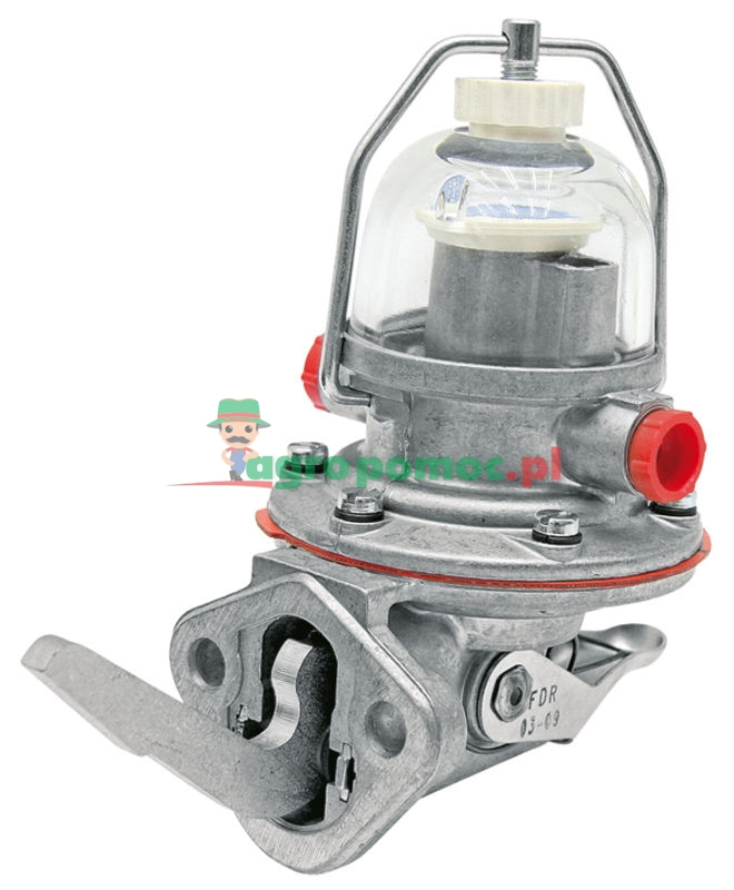 Membranowa pompa zasilająca | E1ADKN9350B, DKN9350B | zdjęcie nr 1
