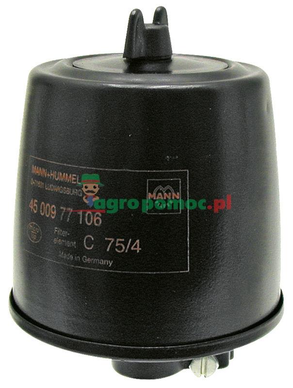 Mann Filter Filtr na-/odpowietrzający | zdjęcie nr 1