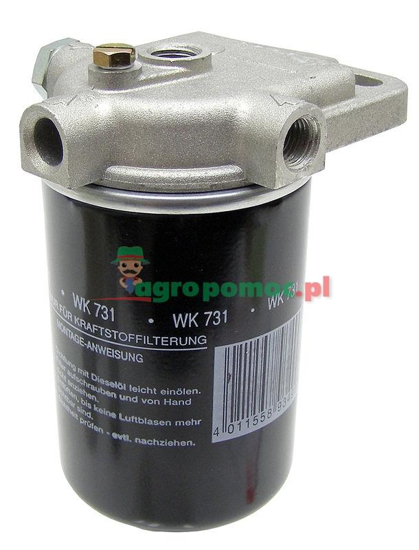 Mann Filter Filtr paliwa kpl. | zdjęcie nr 1