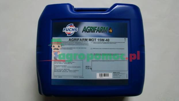 Agrifarm MOT 15W-40 20L | zdjęcie nr 1