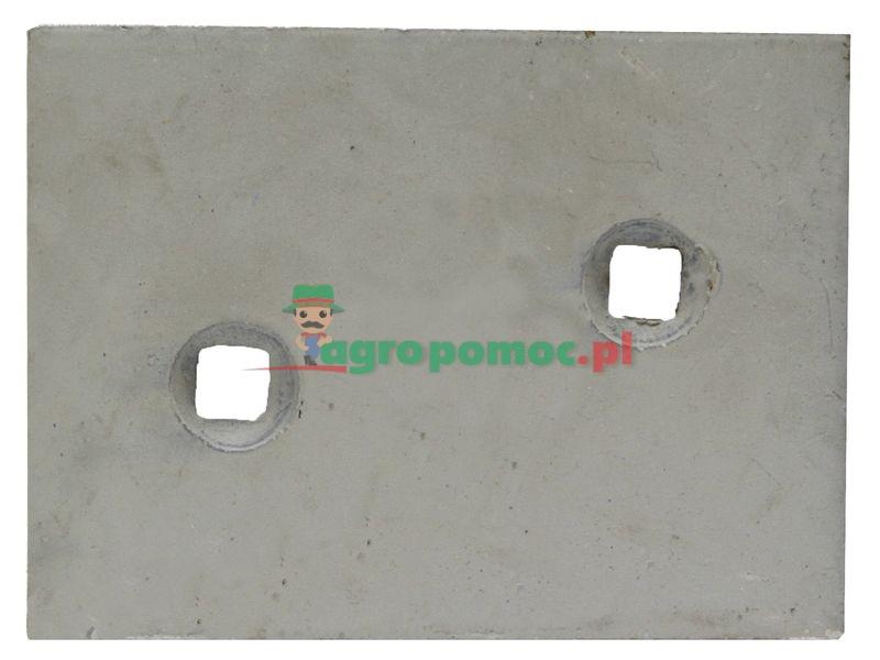 AGTECH Nakładka tylna lewa P0735 Typ : Ibis | 1117/81-001/0 | zdjęcie nr 1