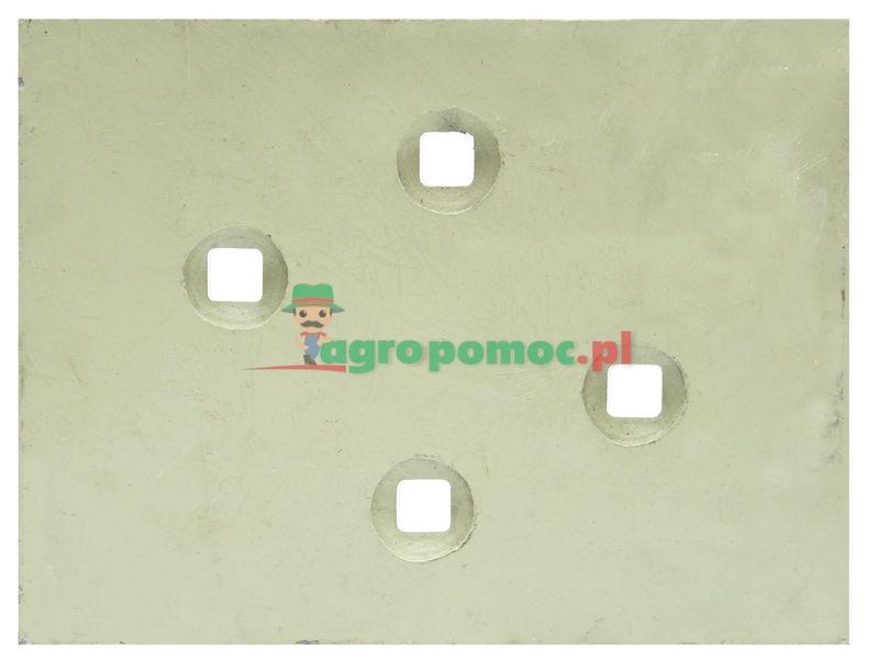 AGTECH Nakładka tylna prawy U212 Typ : Ibis, Tur, Atlas | 1126/70-002/0 | zdjęcie nr 1