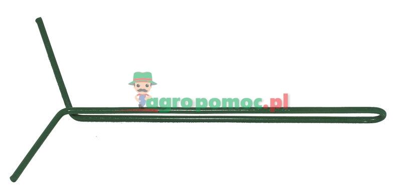 AGTECH Palec sprężynowy  środkowy Famarol | 3074/14-012/0 | zdjęcie nr 1