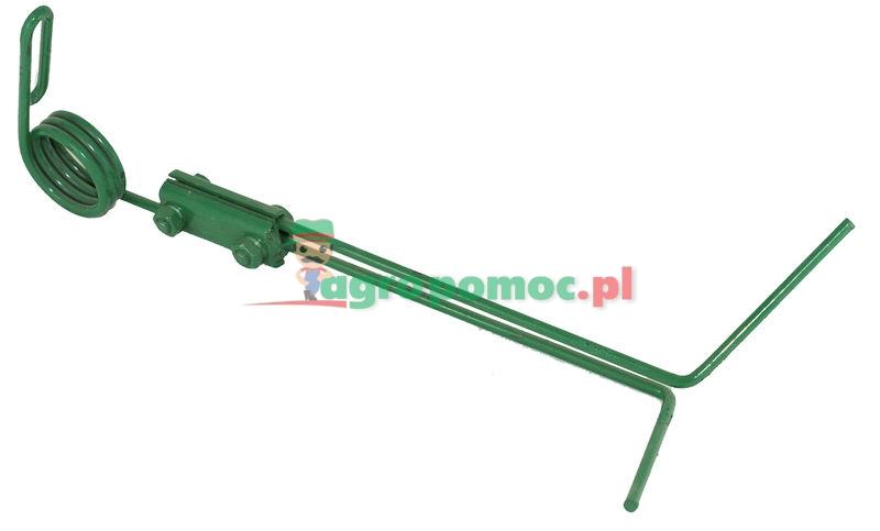 AGTECH Palec sprężynowy  środkowy Famarol kpl. | 3074/14-012/9 | zdjęcie nr 1