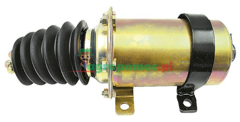 AGTECH Siłownik pneumatyczny  hamulca fi 100 x 140 mm wysuwu | 34005 / 7005137000 / X53.22.00/A | zdjęcie nr 1