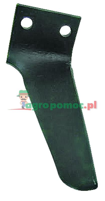 AGTECH Ząb brony aktywnej lewy DM,dł.305mm,szer.100mm | 36100210 | zdjęcie nr 1