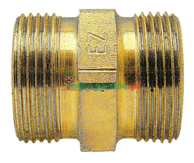 AGTECH Złączka M22x1,5 / M22x1,5 | X-G 15PL / 7010130150 | zdjęcie nr 1