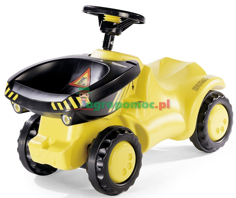 Rolly Toys Traktorek z przyczepką - Dumper | zdjęcie nr 1