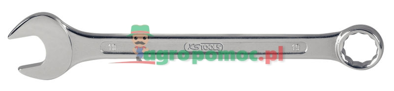 KS Tools Klucz szczękowo-oczkowy   zdjęcie nr 1