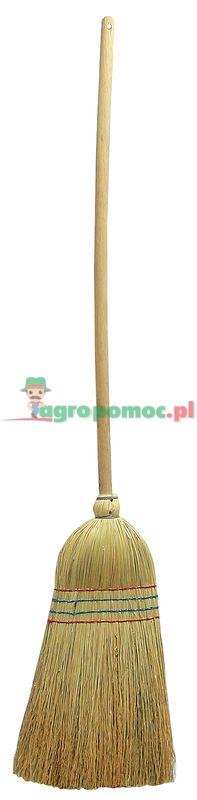 Miotła ze słomy ryżowej   zdjęcie nr 1