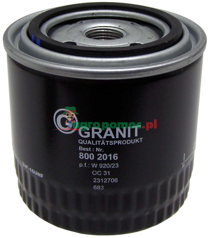 Filtr oleju silnikowego | 1133277R1 | zdjęcie nr 1