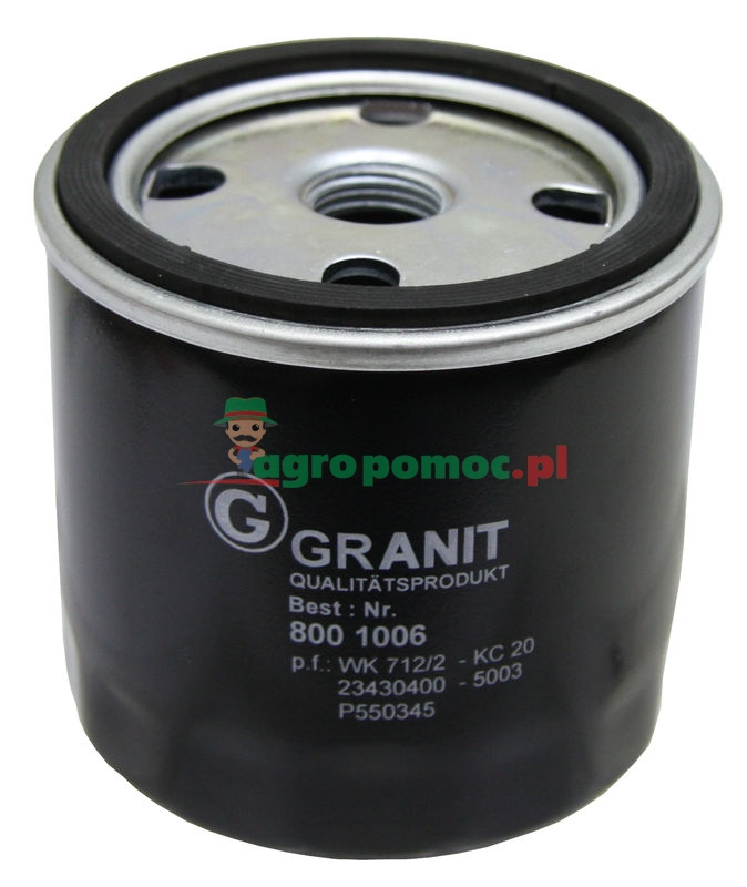 Filtr paliwa   VN100005   zdjęcie nr 1