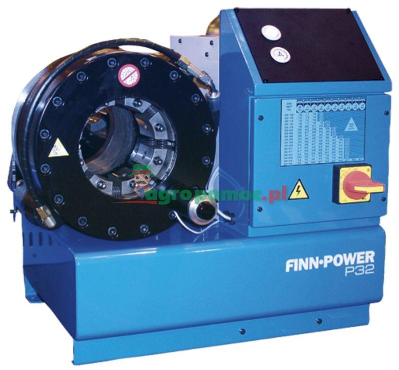 Finn Power Zakuwarka P32X | zdjęcie nr 1