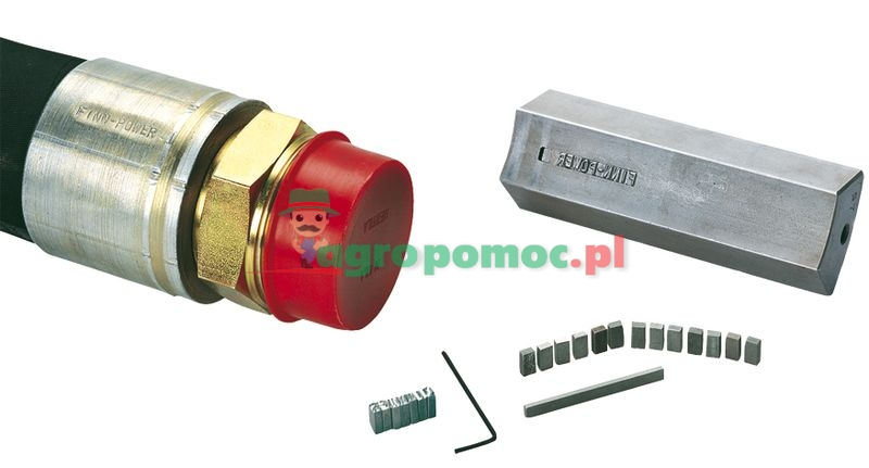Finn Power Zestaw szczęk znakujących | P20-41 | zdjęcie nr 1
