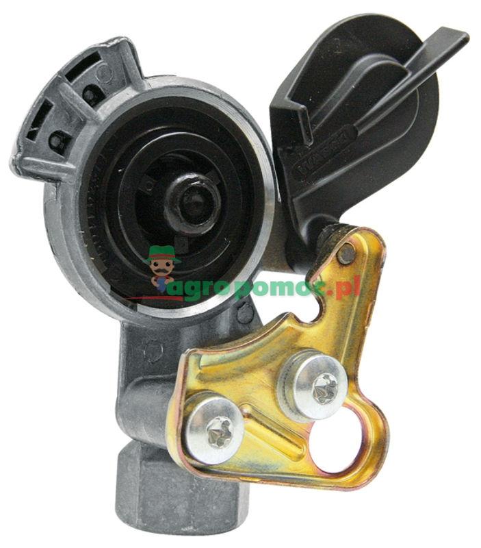 WABCO Złączka pneumatyczna | 4523000310, 189000360444 Steyr | zdjęcie nr 1
