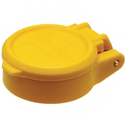 Osłona przeciwpyłowa KM DN12-BG3 żółta