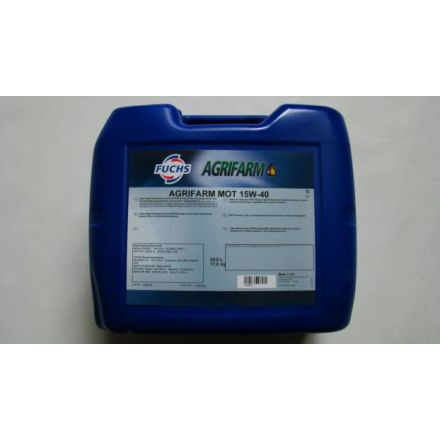 Agrifarm MOT 15W-40 20L